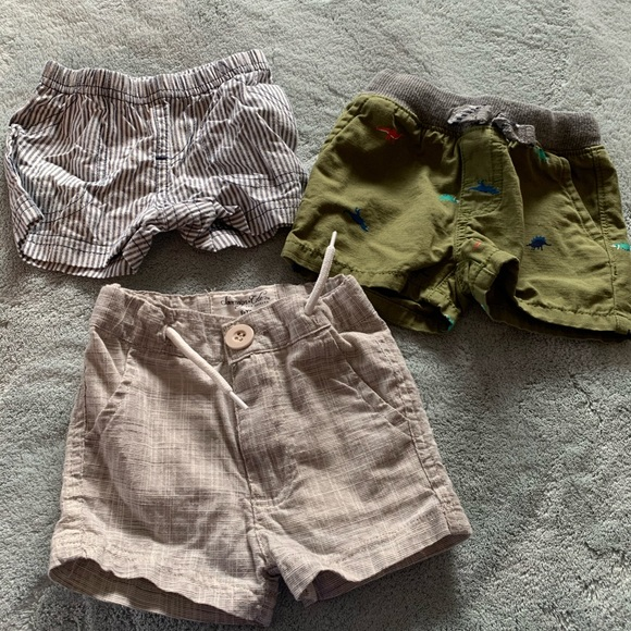 Carter's Other - 3 pack baby boy shorts